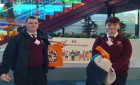 Leo and Connel visit Google HQ for Webwise Training