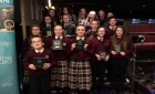 Coláiste Chú Chulainn students triumph at Gael Linn Irish-language quiz