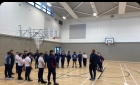 Leinster Rugby training sessions with 1st Years